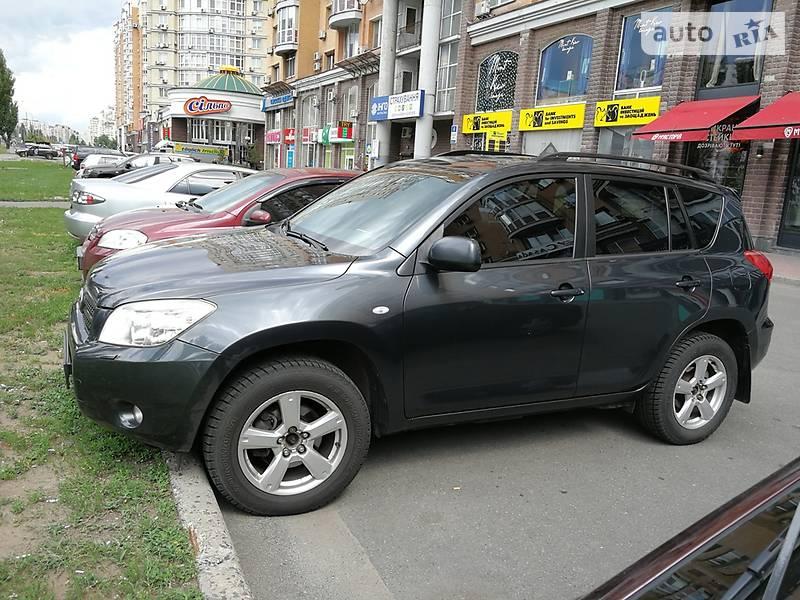Toyota Rav 4 2007 в Киеве