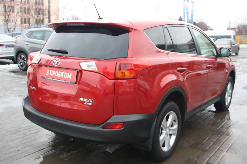 Toyota Rav 4  2013