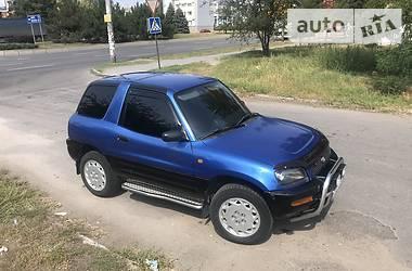 Toyota RAV4 1995 в Запорожье