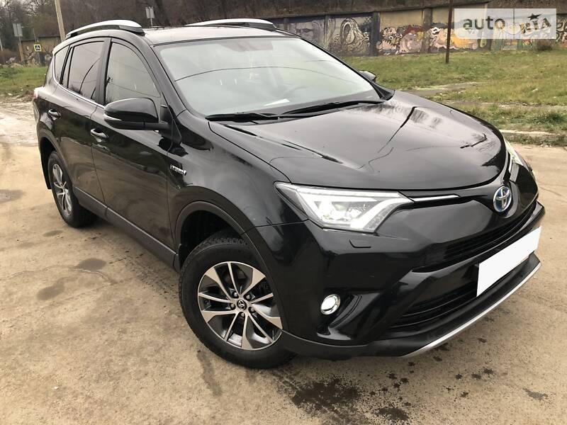 Toyota RAV4 2017 в Львове