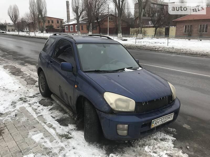 Toyota RAV4 2000 в Покровске