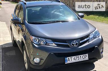 Toyota RAV4 2014 в Ивано-Франковске