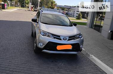 Toyota RAV4 2013 в Одессе