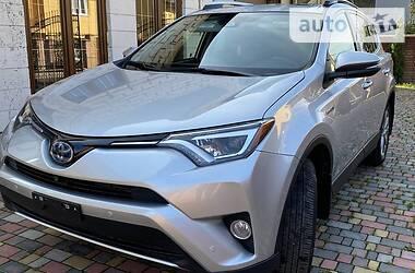 Toyota RAV4 2016 в Львове