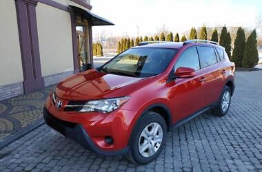 Toyota RAV4 2013 в Львове