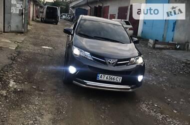 Позашляховик / Кросовер Toyota RAV4 2014 в Івано-Франківську