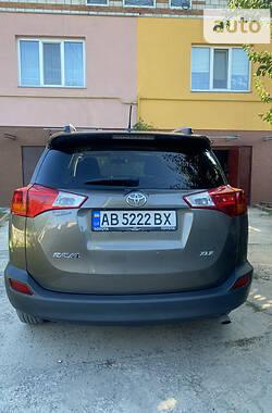 Внедорожник / Кроссовер Toyota RAV4 2015 в Виннице