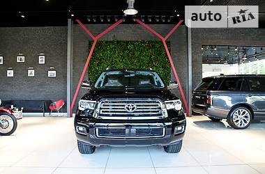 Toyota Sequoia 2018 в Одессе