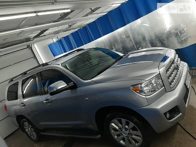 Toyota Sequoia 2012 в Харькове