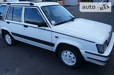 Toyota Tercel 1986