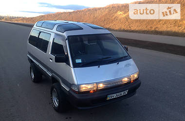 Toyota Town Ace 4WD ExtraSkyliteRoof