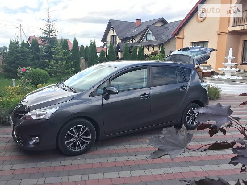 Toyota Verso 2013 в Івано-Франківську