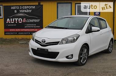 Toyota Yaris 2014 в Львове