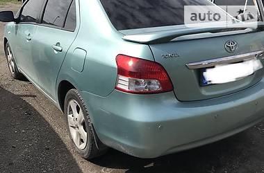 Toyota Yaris 2007 в Львове