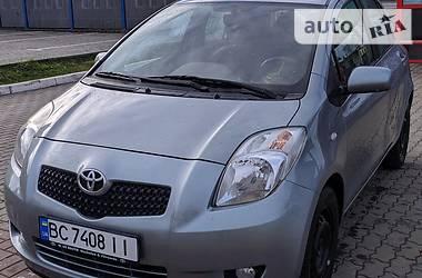 Toyota Yaris 2008 в Львове