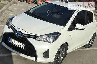 Toyota Yaris 2014 в Ровно