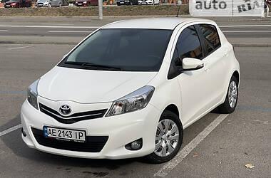 Ліфтбек Toyota Yaris 2012 в Дніпрі