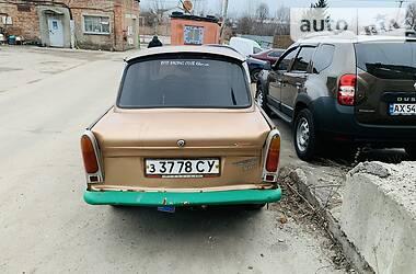 Trabant 601 1977 в Дергачах