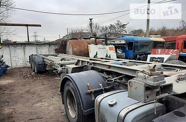 Trailor S 1991 в Одесі