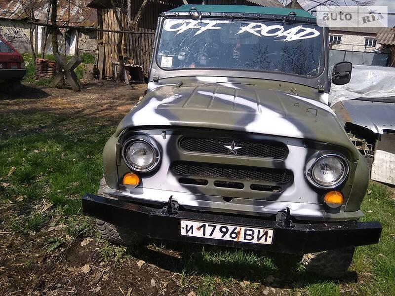 Внедорожник / Кроссовер УАЗ 31512 1989 в Иршаве