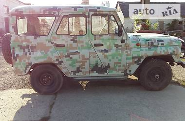 УАЗ 31519  2001