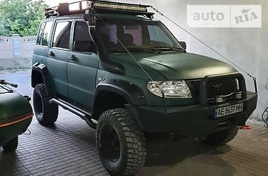 Позашляховик / Кросовер УАЗ 3163 2012 в Петриківці
