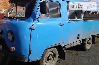 УАЗ 3303 1986