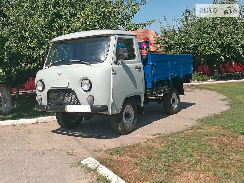 УАЗ 3303 1988 року