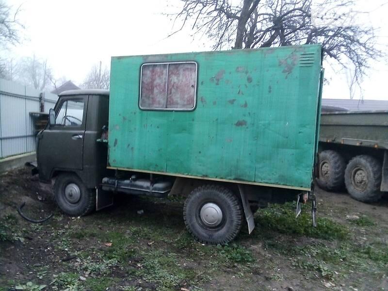 УАЗ 3303 1988 в Долине
