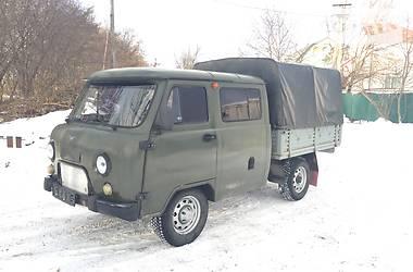 УАЗ 39094 2016 в Хмельницком