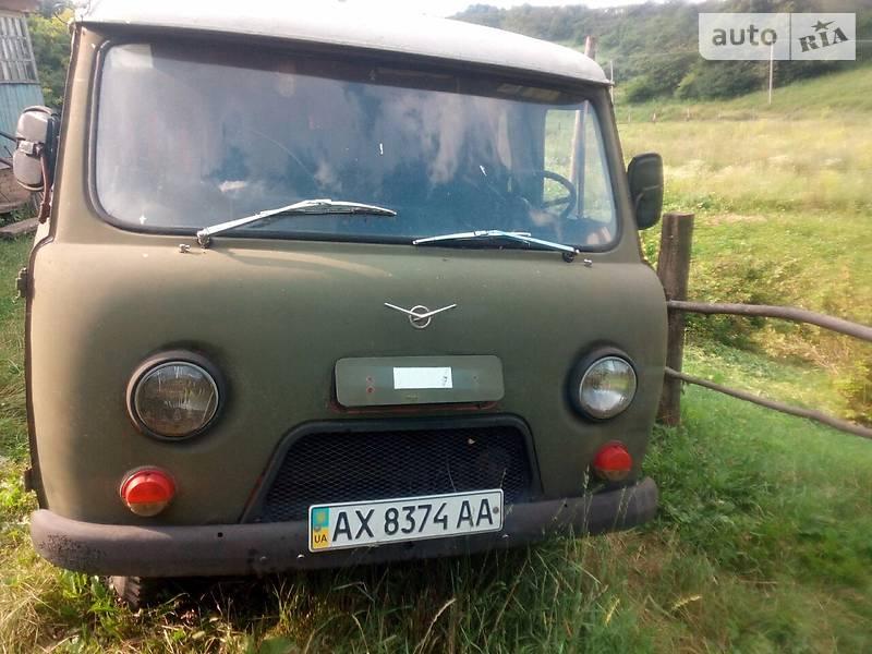 УАЗ 452 Д 1986 в Зенькове