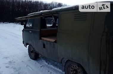 УАЗ 452 пасс. 1987 в Хмельнике