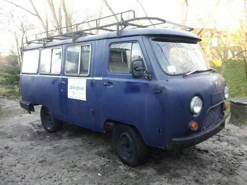 УАЗ 452 пасс. 1983 в Калуше