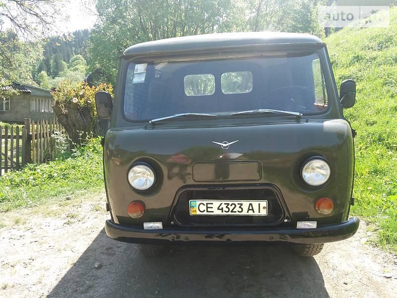 УАЗ 452 пас. 1988 в Путилі