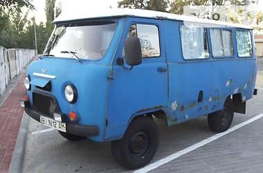 УАЗ 452 пасс. 1991 в Кременчуге