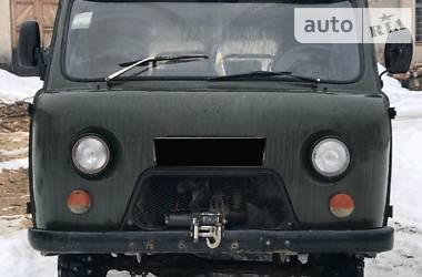 УАЗ 452 пасс. 1988 в Рахове