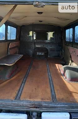 Легковий фургон (до 1,5т) УАЗ 452 пас. 1990 в Рівному