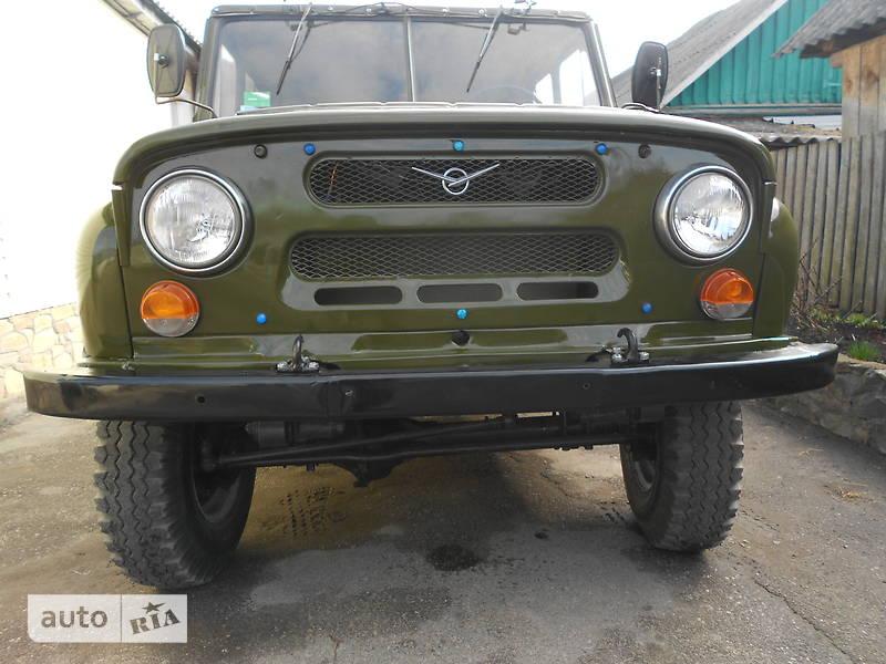 УАЗ 469 1992 в Олевске
