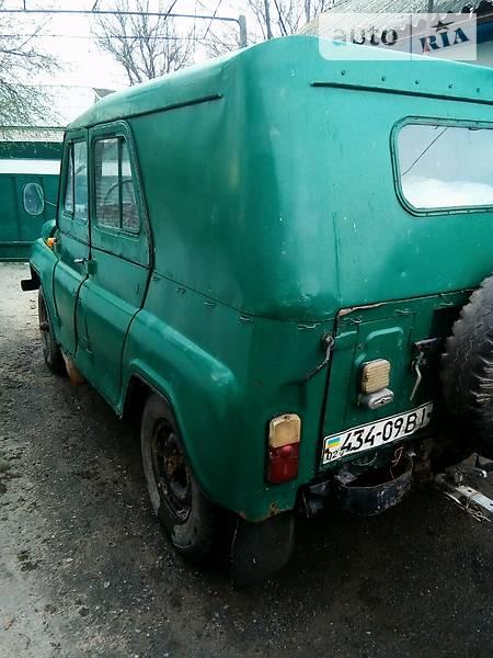 УАЗ 469 1983 року