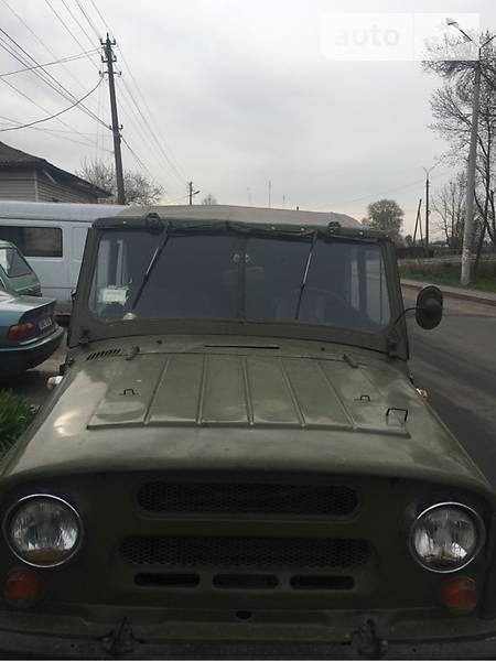 УАЗ 469 1975 року