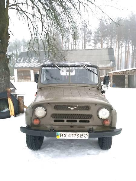 UAZ (УАЗ) 469 1983 года в Луцке