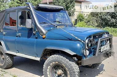 УАЗ 469 1980 в Ужгороде