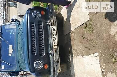 Внедорожник / Кроссовер УАЗ 469 1973 в Маньковке