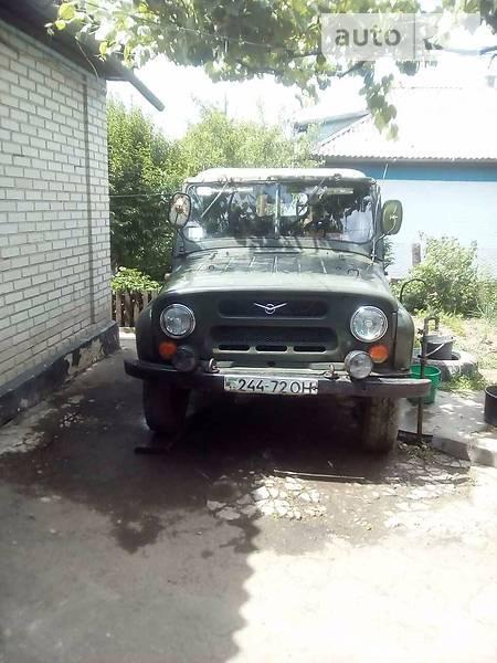 UAZ (УАЗ) 469Б 1981 року в Кропивницькому (Кіровограді)