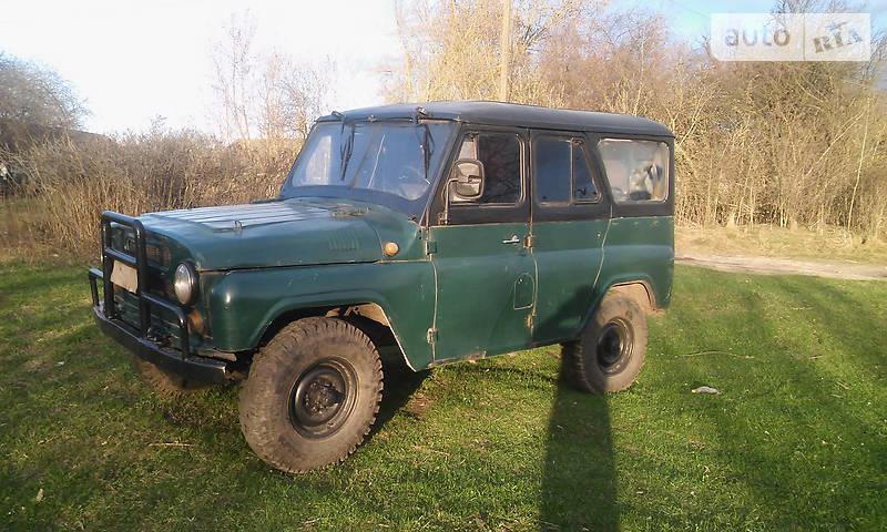 УАЗ 469Б 1981 року