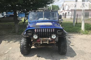 УАЗ 469Б 1989 в Межгорье