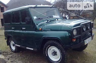 УАЗ Hunter 2001 в Косове