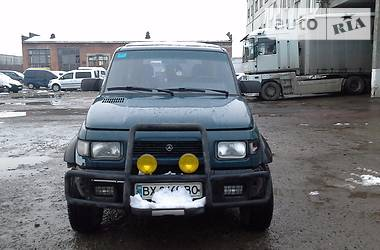 УАЗ Патриот 2004 в Львове