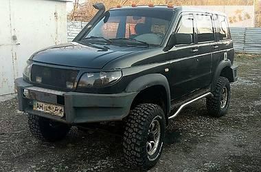 УАЗ Патриот 2006 в Макеевке