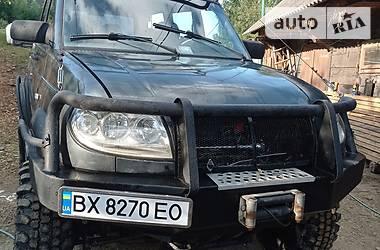 Внедорожник / Кроссовер УАЗ Патриот 2005 в Ивано-Франковске